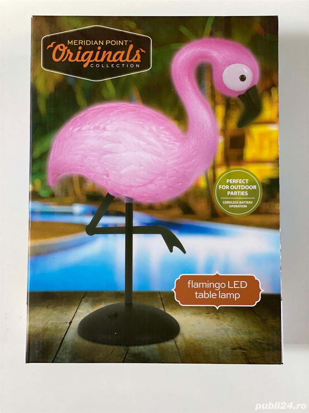 Lampa Flamingo