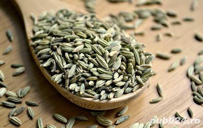 Seminte de fenicul.100%natural, fara aditivi sau conservanți.100g/5 lei.