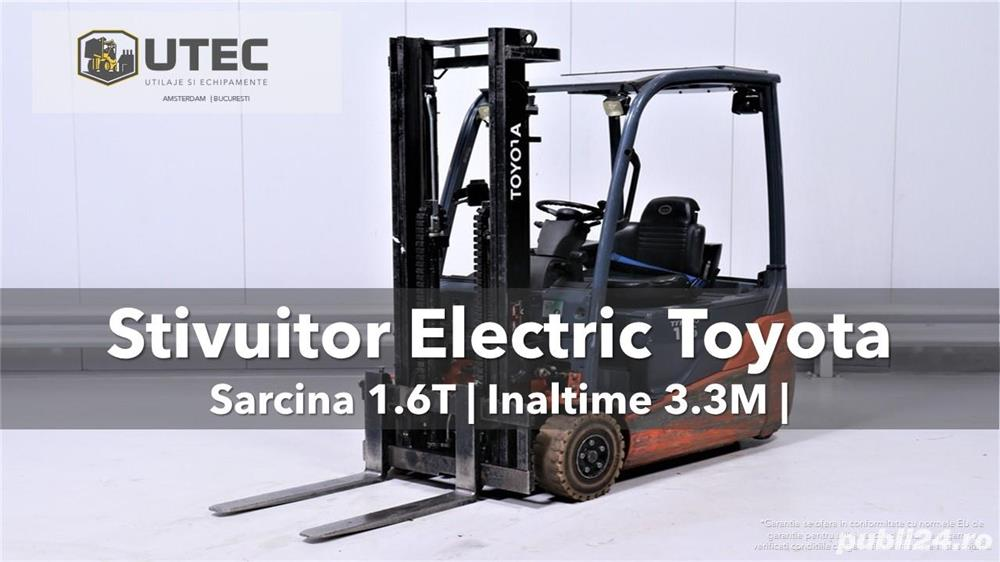 Toyota Electric 1.6T 3.3M