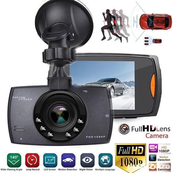 Camara Auto Full HD