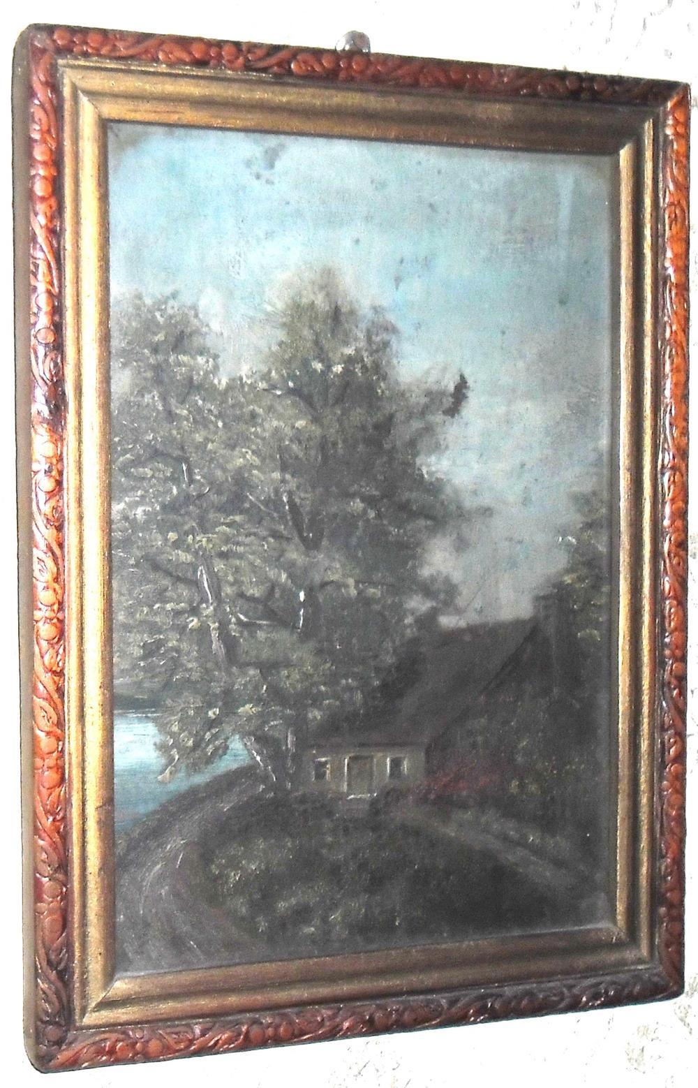 Pictură  Peisaj , anii 1930