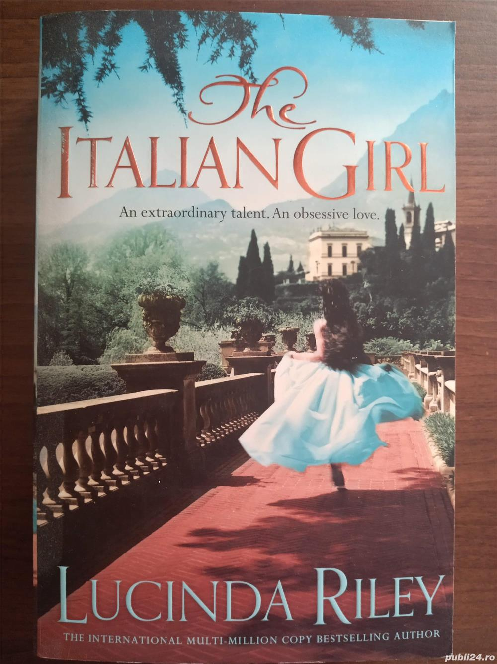 The Italian Girl - Lucinda Riley (English Version)