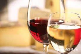 Vin alb și roșu 100% natural