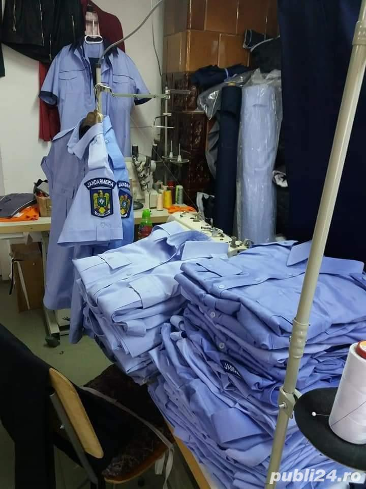 Confectionam uniforme poliție