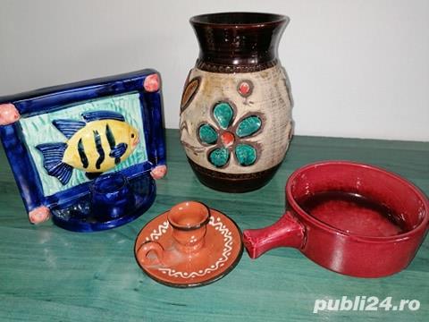 Obiecte decorative din ceramica