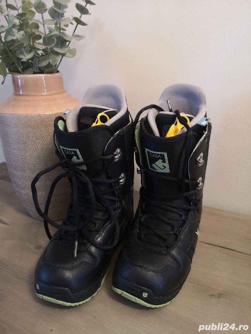 Boots snowboard Burton Casa - dame - mărime 37