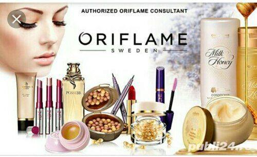 Consultant Oriflame part Time reduceri de 40%