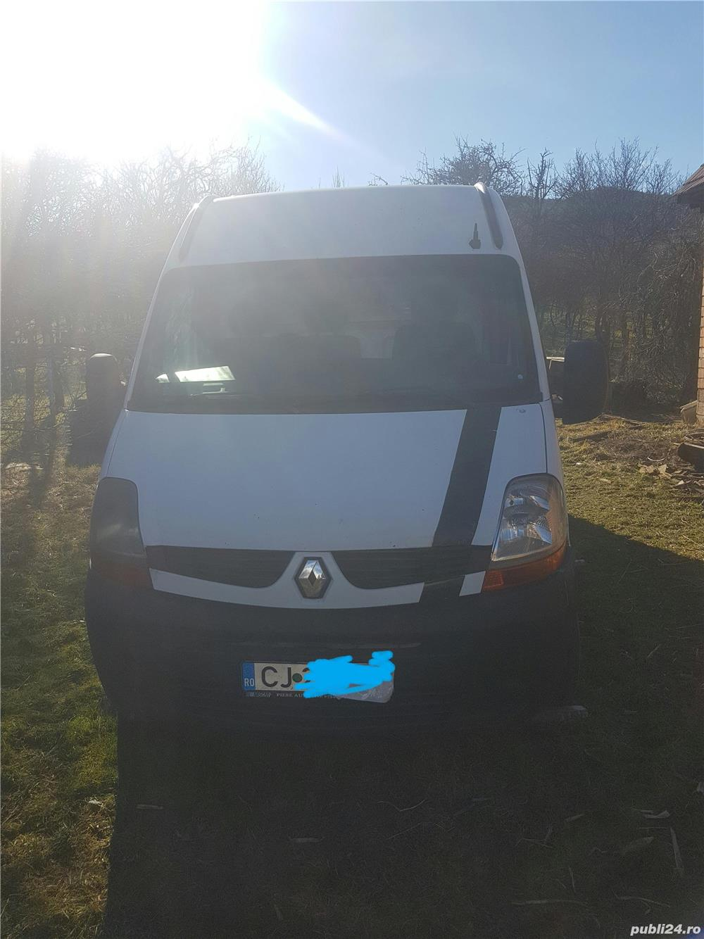 Vand Renault Master