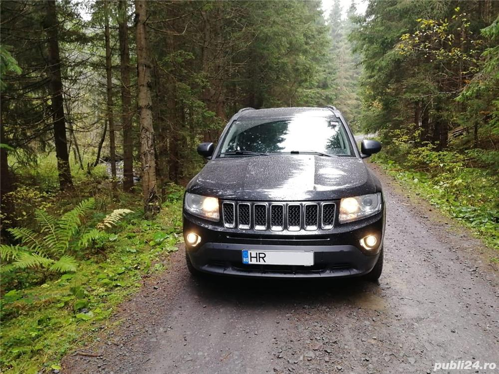 Jeep Compass 2011 2.2 - 70th Anniversary 4x4 - model rar (Vând/Schimb)