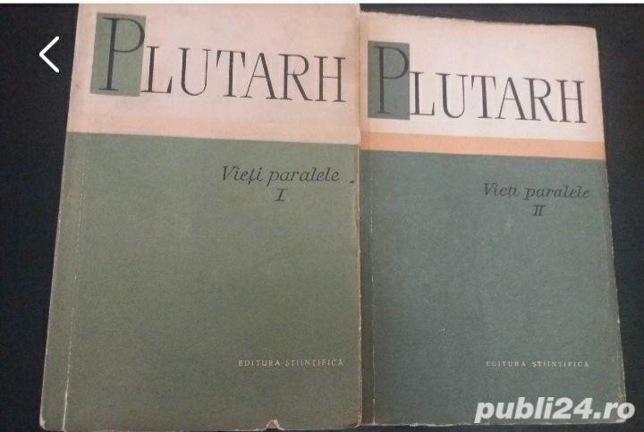Plutarh - Vieti paralele vol. 1+2