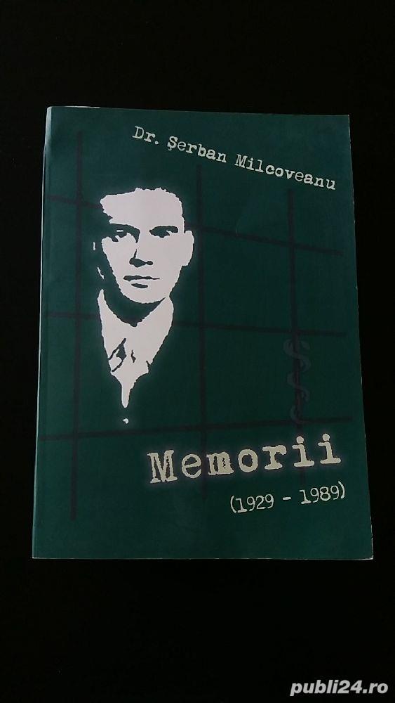 Serban Milcoveanu - Memorii 1929-1989