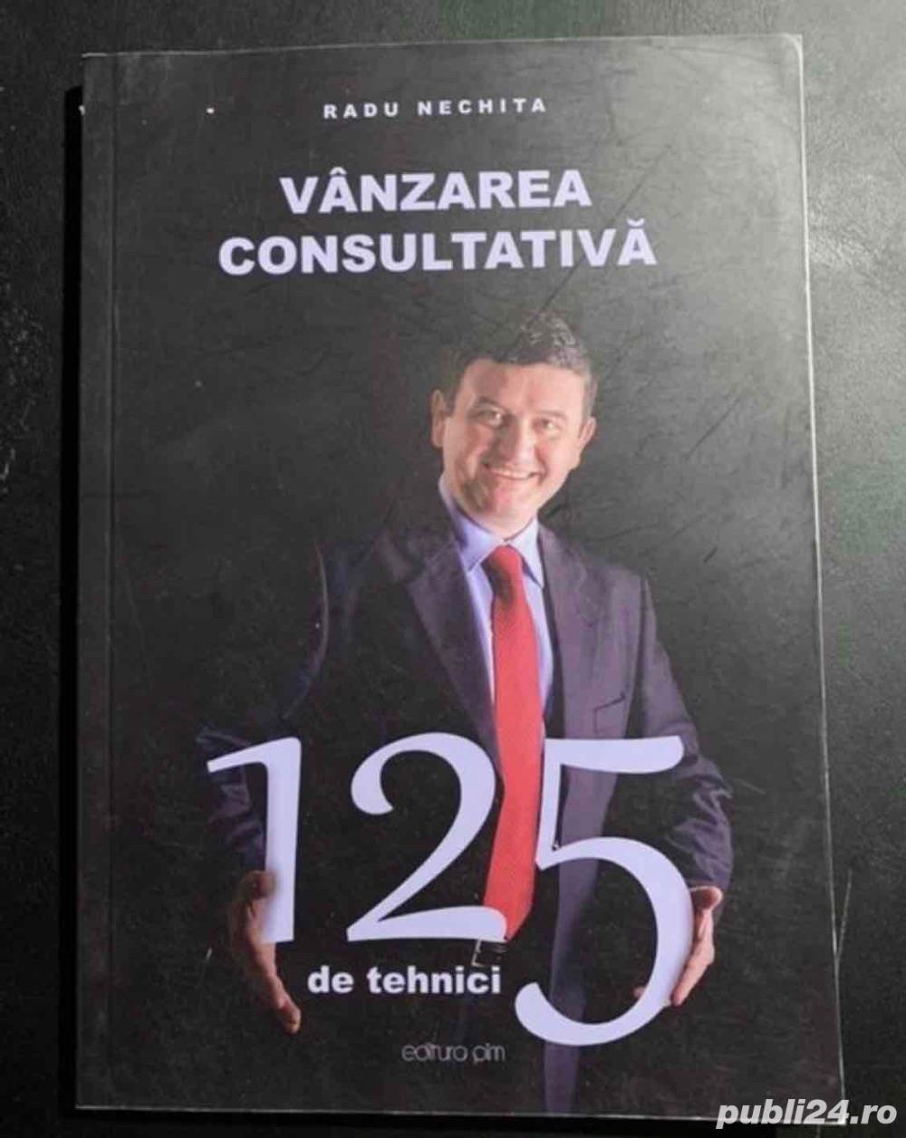 Vanzarea consultativa, Radu Nechita