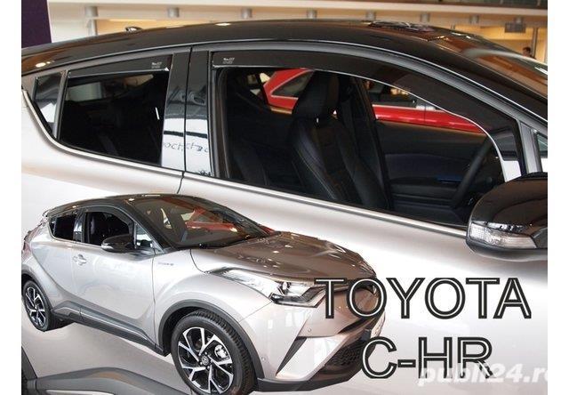 Paravanturi Originale Heko Toyota C-HR, FJ-Cruiser, Hilux, Landcruiser - Noi
