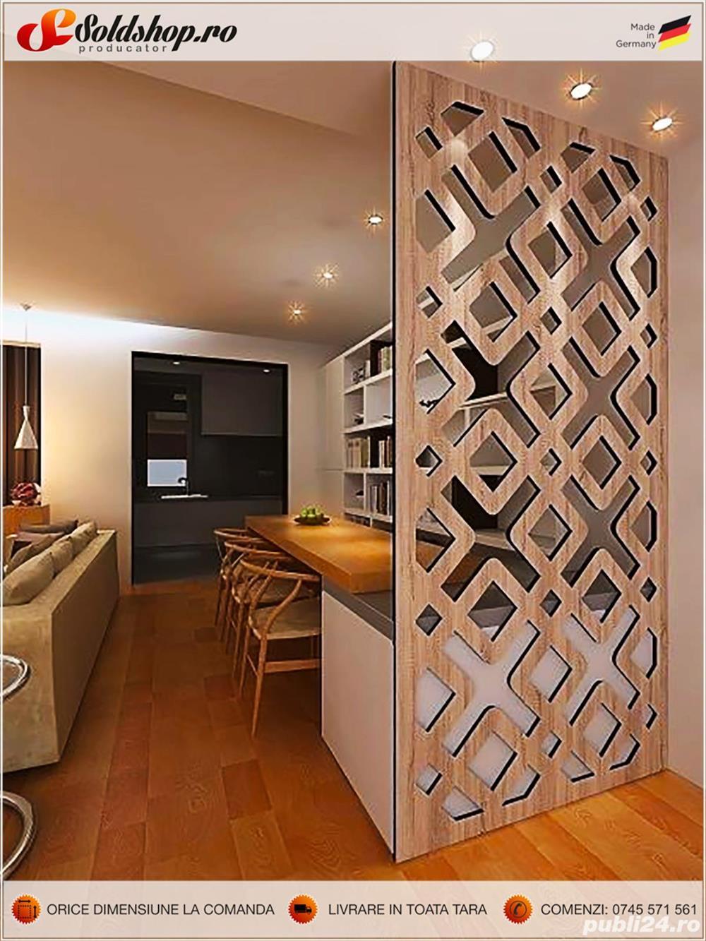 Panou decorativ interior denumire PE-L111 LIBRA