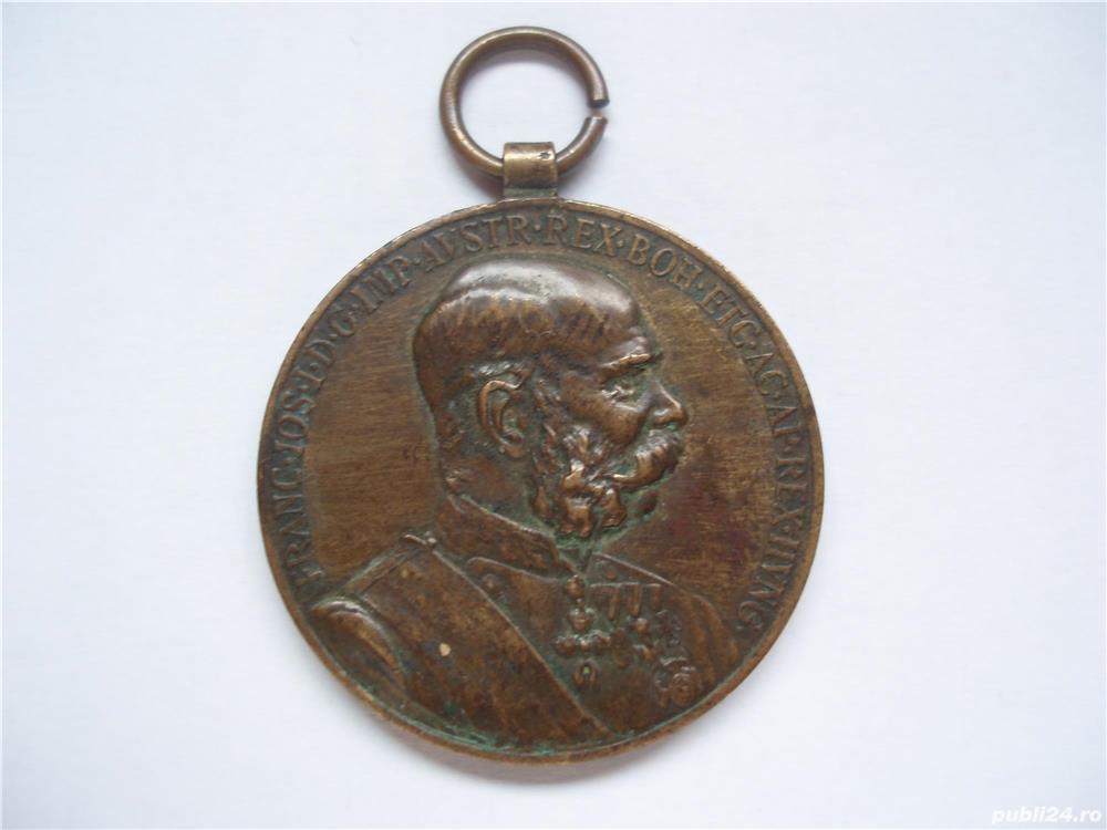 MEDALIE FRANZ JOSEPH SIGNUM MEMORIAE 1848-1898