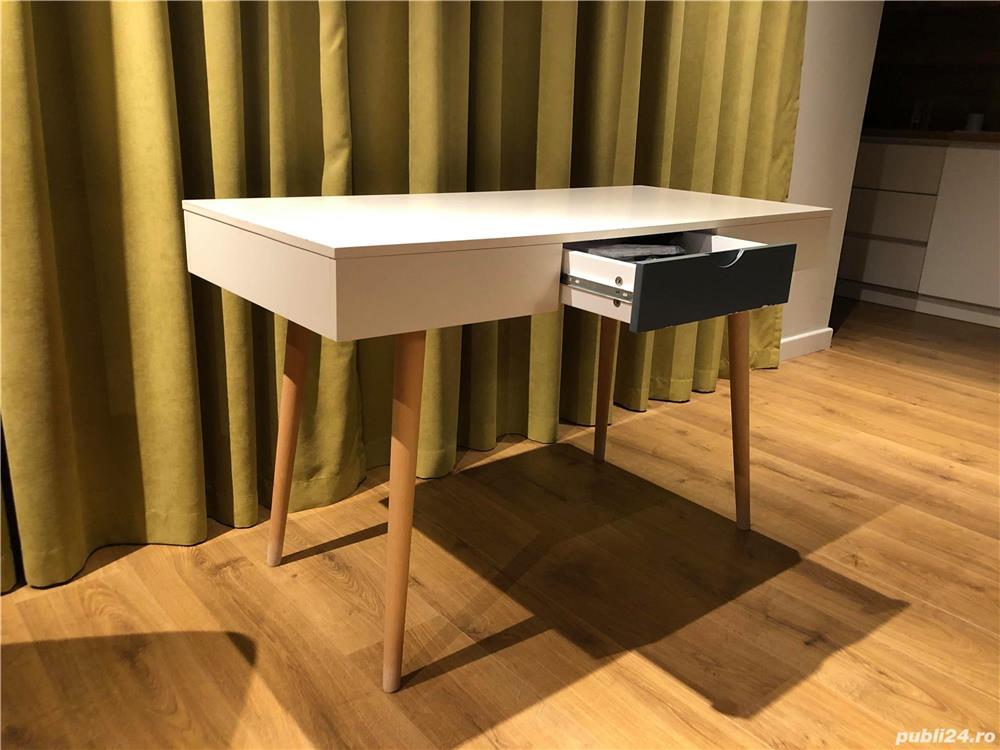 Birou cu design scandinav