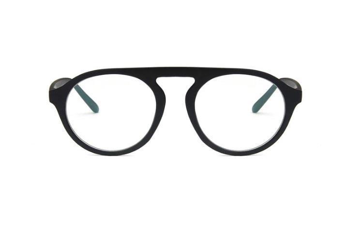 Rama ochelari Flat Top - Negru mat
