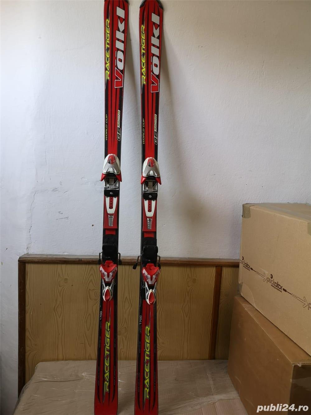 Skiuri Volkl RACE TIGER 1,70