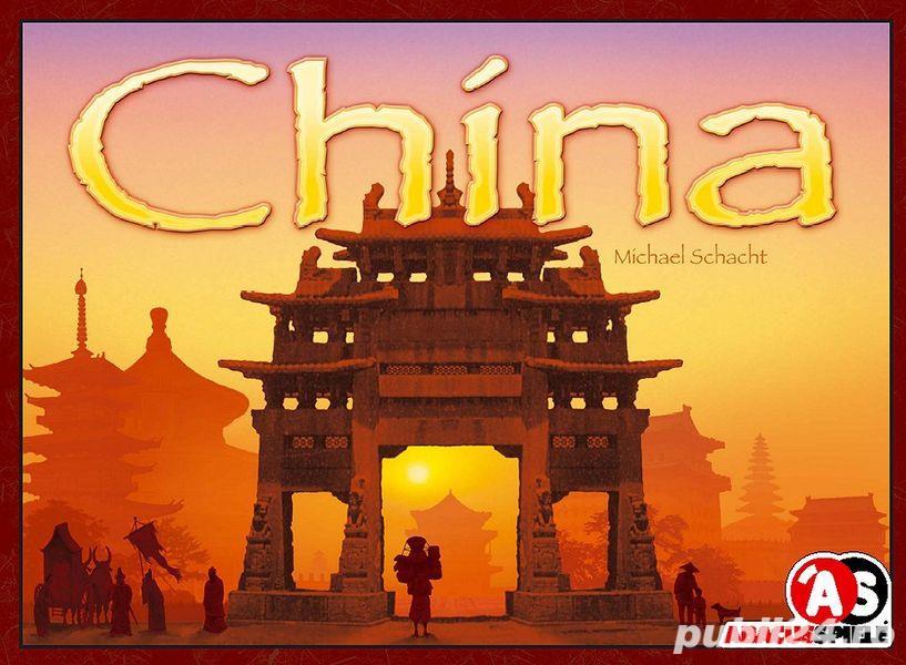 China (boardgame / joc de societate)