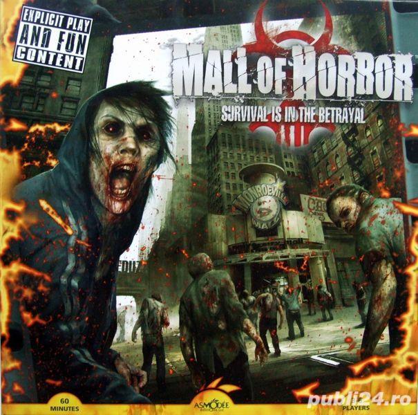 Mall of Horror (boardgame / joc de societate)