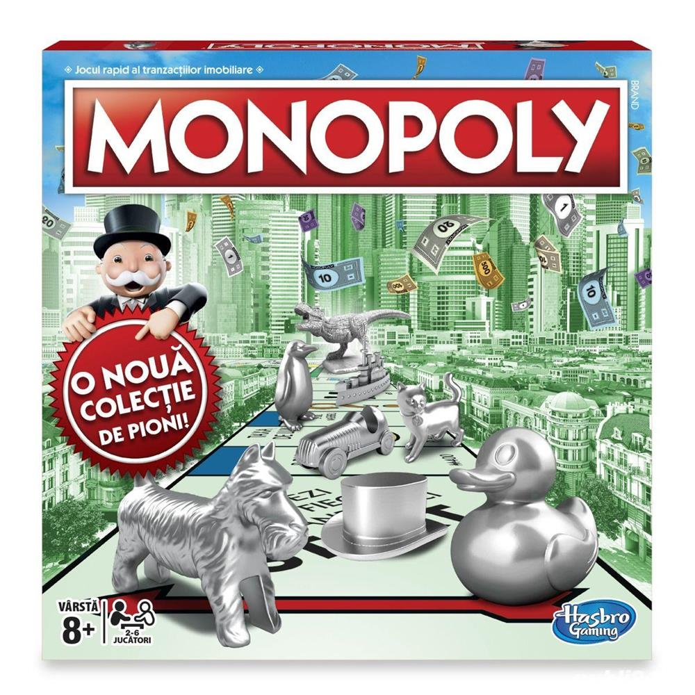 Monopoly Classic (boardgame / joc de societate)