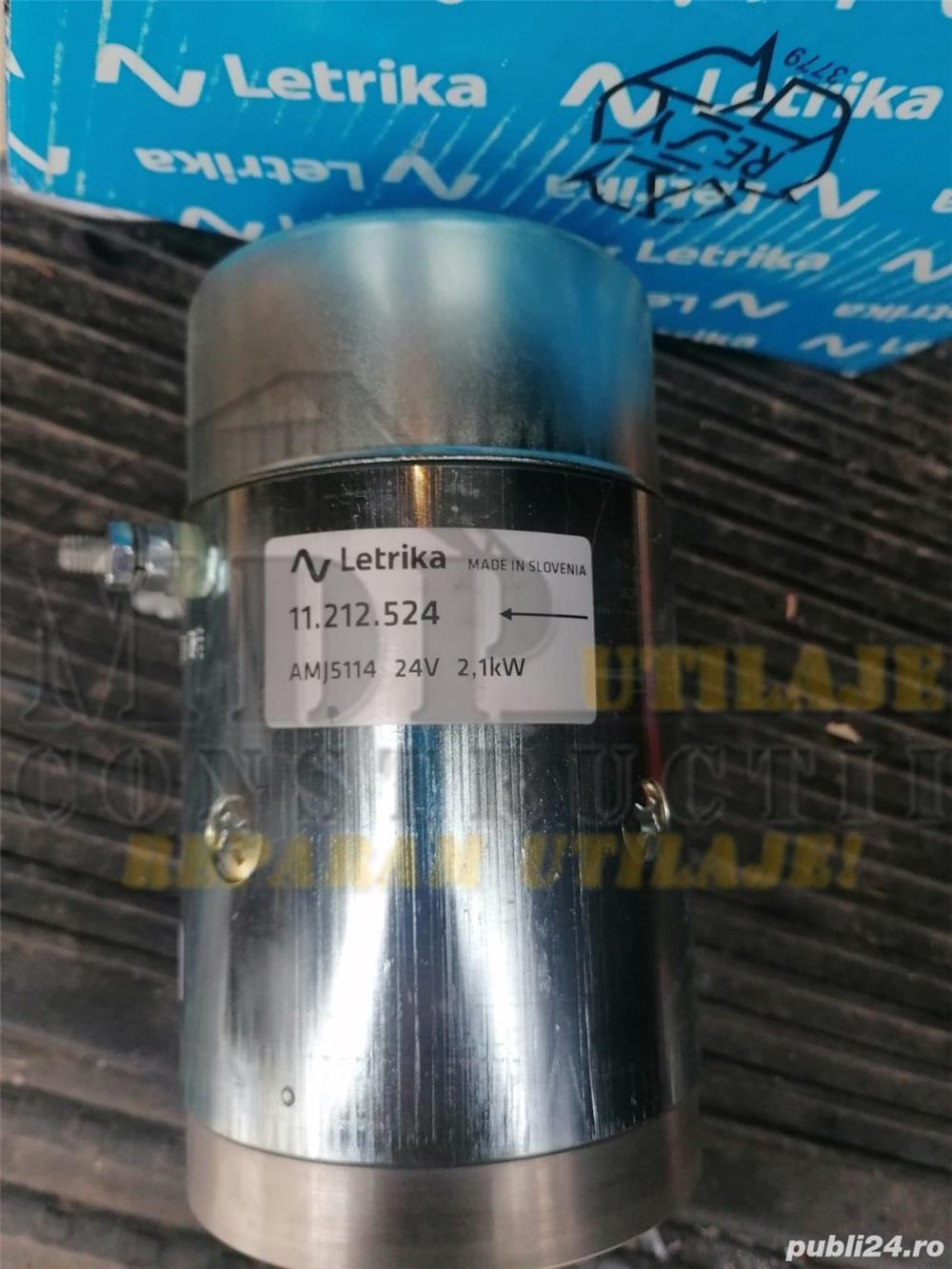 Motor Electric AMJ5114