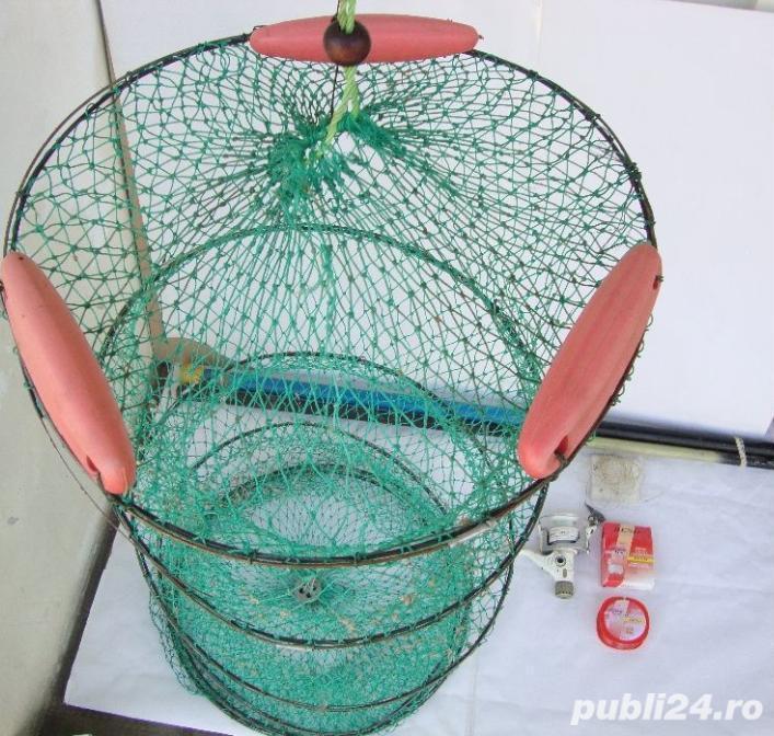 Lot de accesorii pentru pescuit
