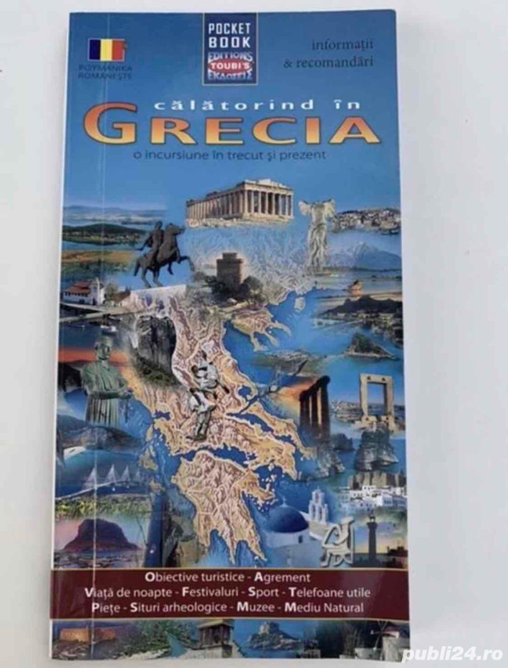 Ghidul de buzunar  Calatorind in Grecia. O incursiune in trecut si in