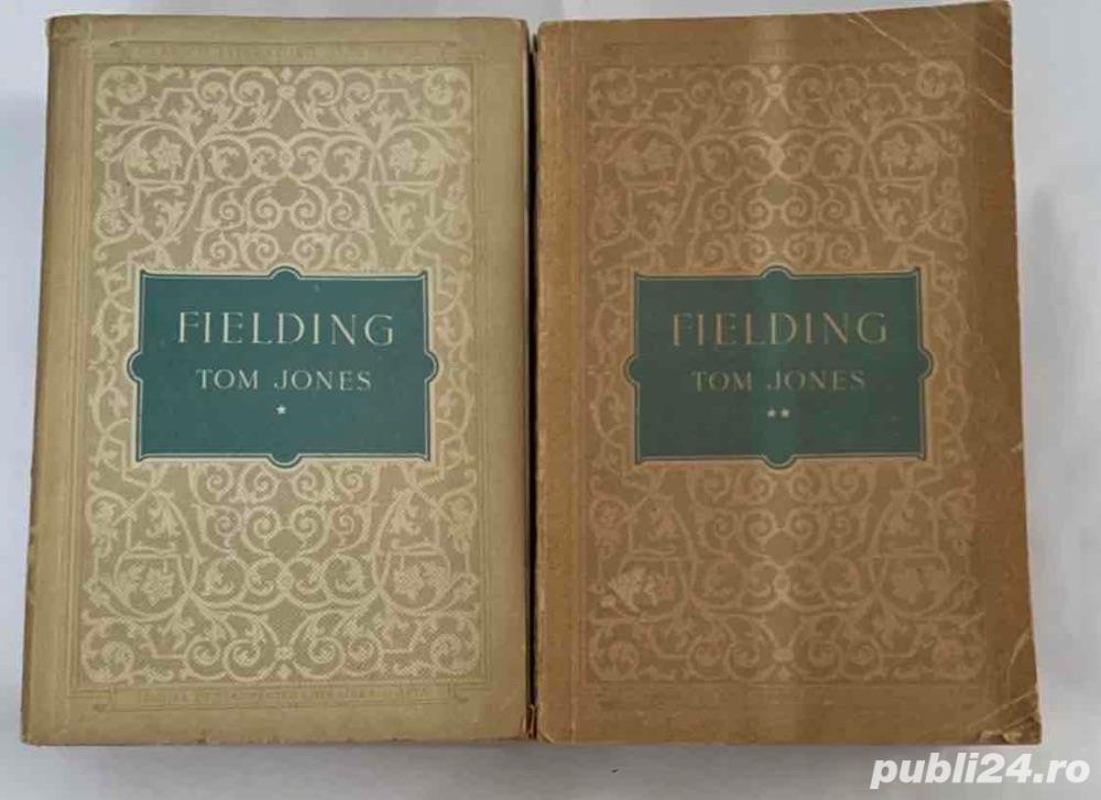 Henry Fielding - Tom Jones (2 volume)
