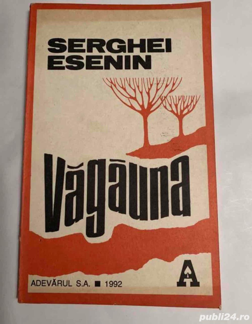 Vagauna, de Esenin