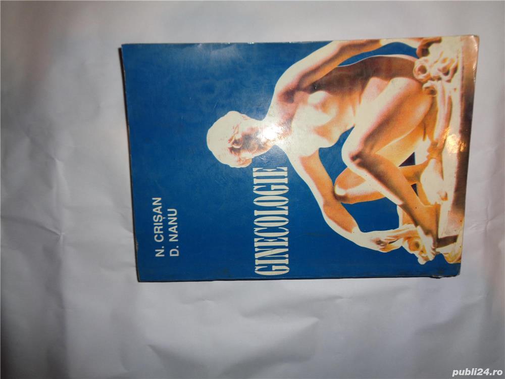 Ginecologie - N.Crisan , D.Nanu