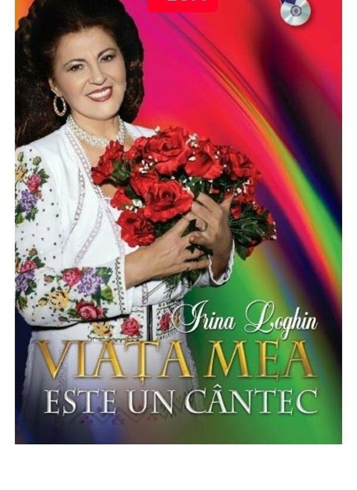 IRINA LOGHIN. Biografie 2012. Carte și CD. Noi, țiplate