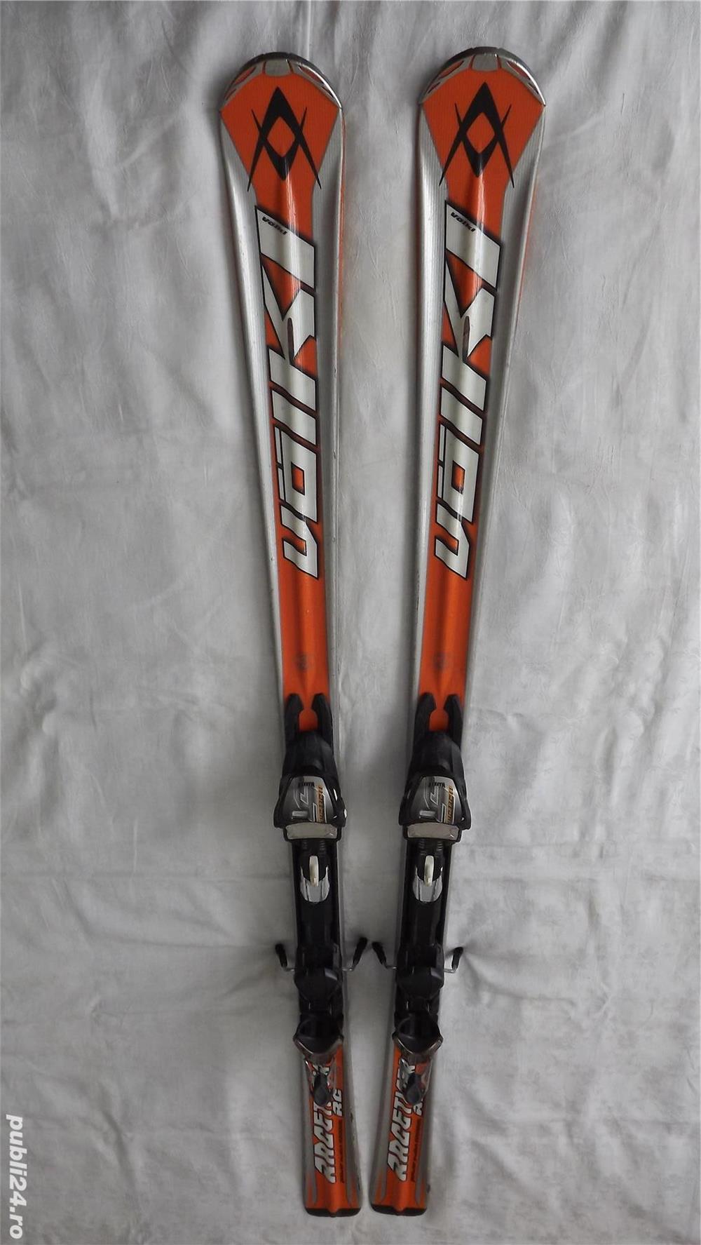 Schiuri skiuri Volkl RaceTiger legaturi Marker Motion Z12