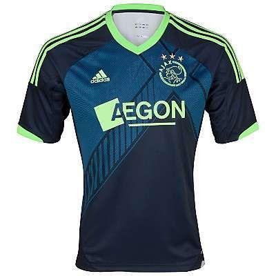 Tricou fotbal de colectie Adidas oficial Ajax
