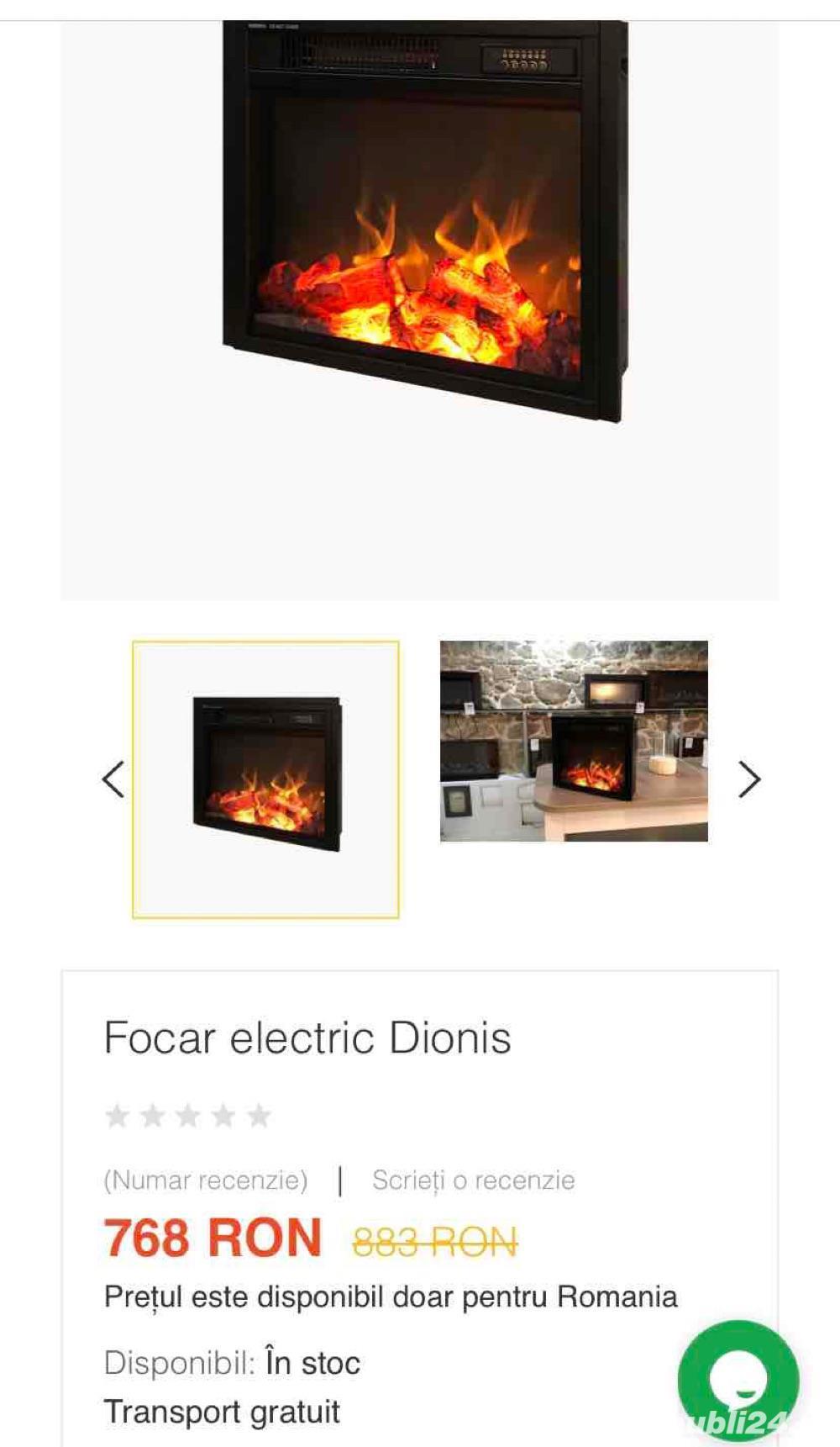 Focar electric Dionis