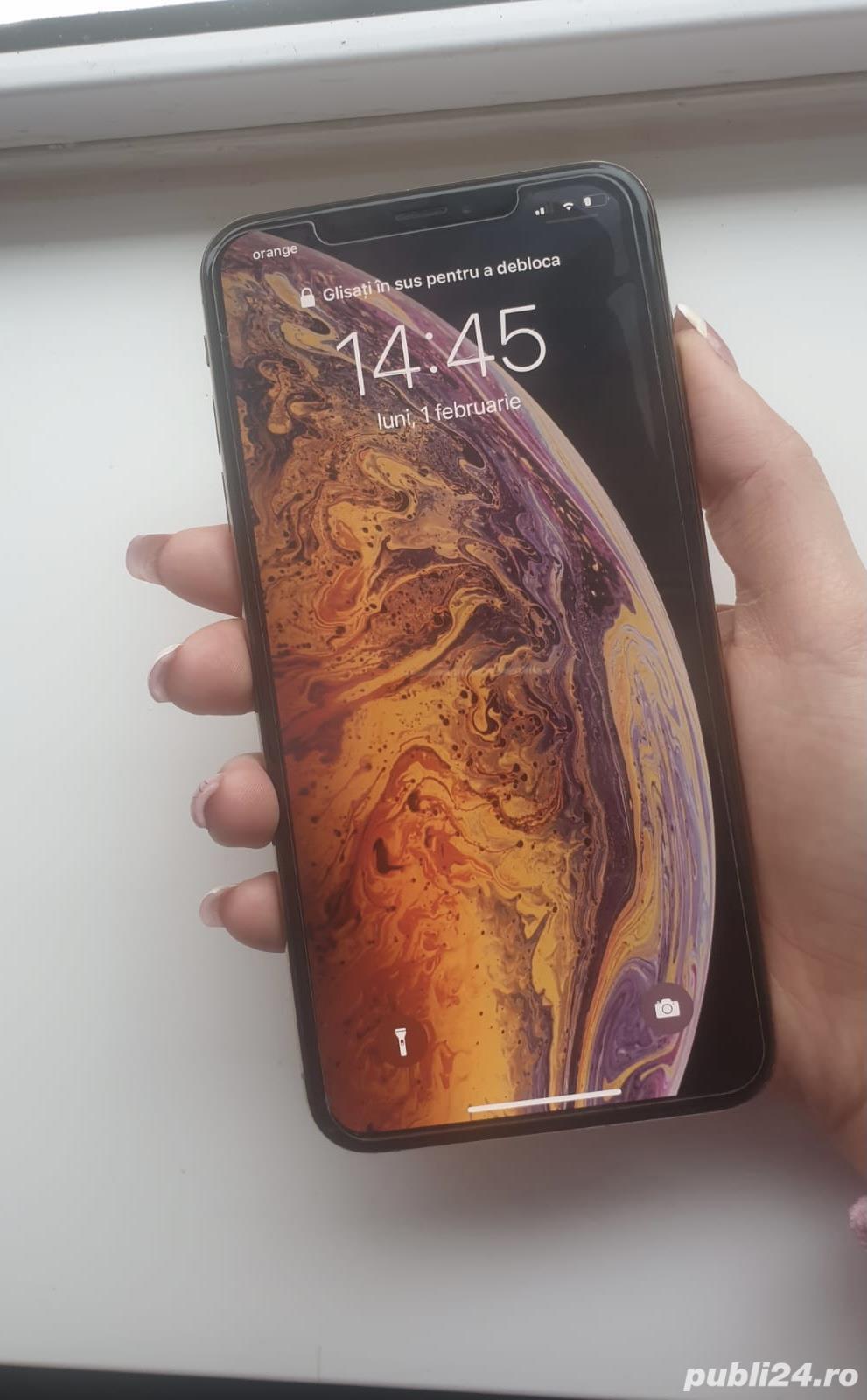 iPhone Xs MAX impecabil !