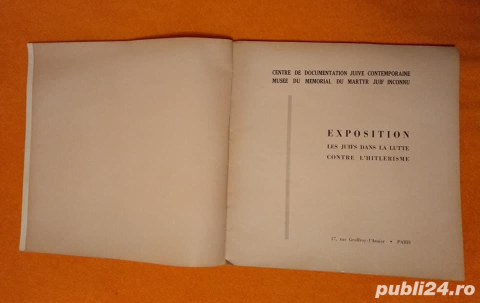 Exposition. Les Juifs dans la lutte contre l'hitlerisme SCHNEERSOHN Isaac