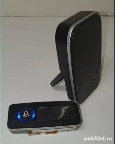 Sonerie wireless/fara fir