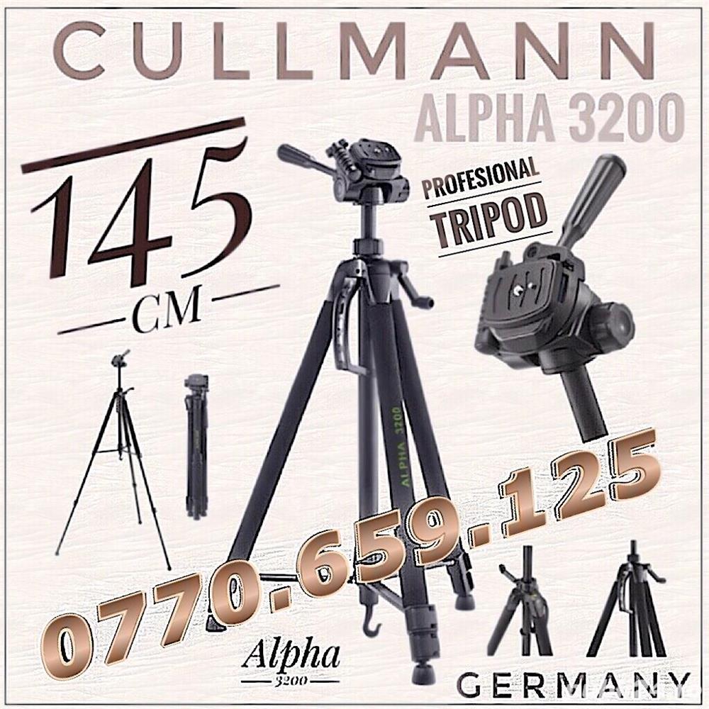 Trepied foto Cullmann ALPHA 3200