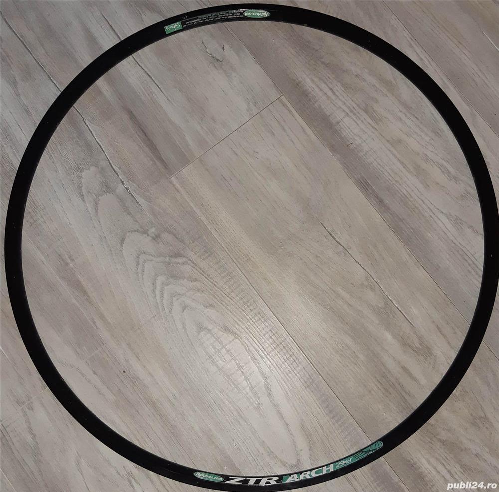 Janta tubeless bicic eta MTB 29 Stans NoTubes ZTR Arch
