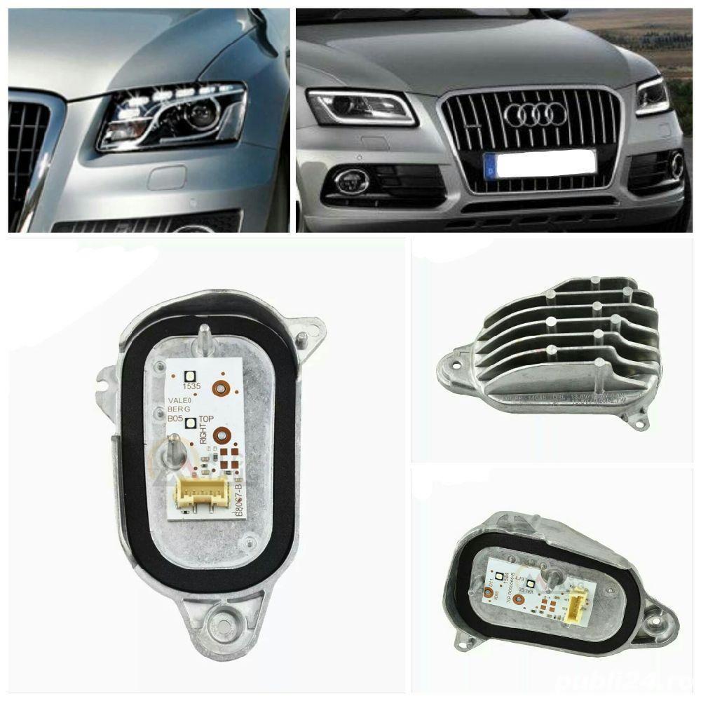 Daylight DRL Audi Q5 daytime lumini de zi 8R0941475B 8R0941476B modul
