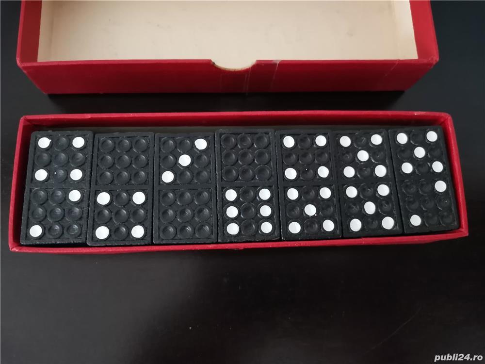 Joc Domino in cutia originala anii '40-'50