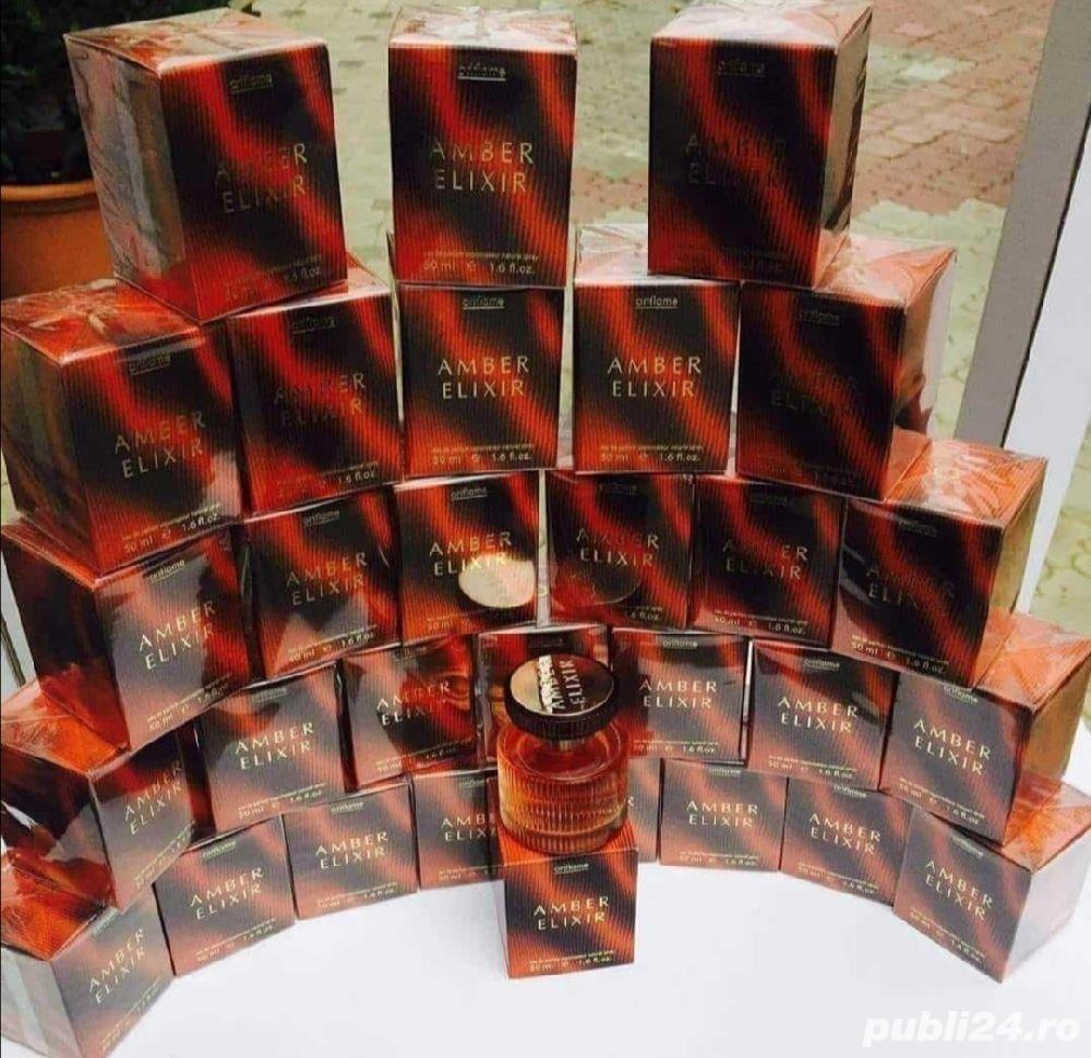 Promotie!! Parfum Amber Elixir