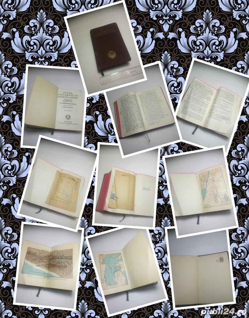 Carte veche religie unicat in RO