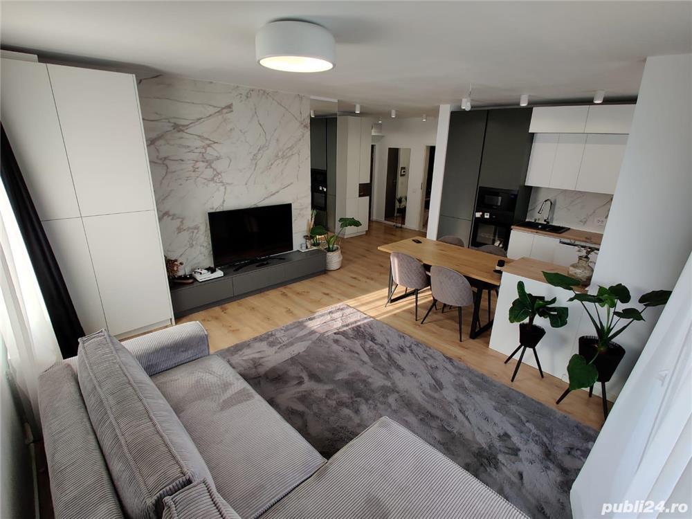 Apartament 3 camere - Prima Premium Decebal, langa Lotus II