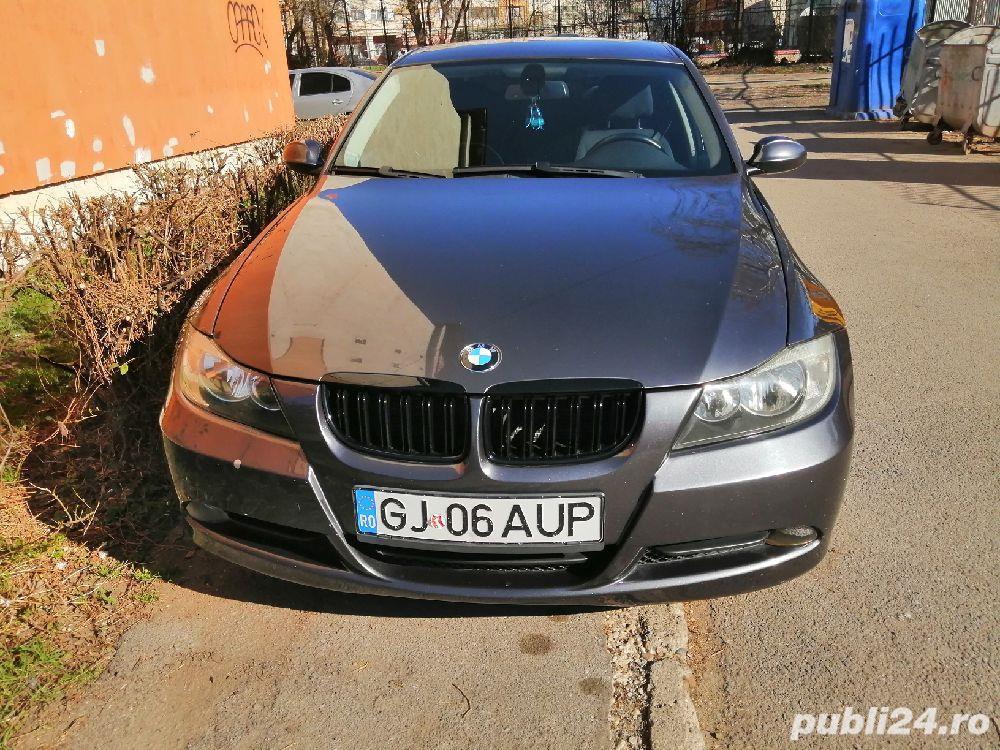 Bmw Seria 3 320D 163 cp 2007