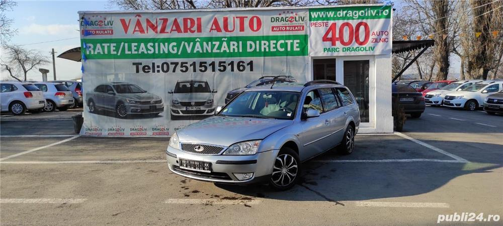 Ford Mondeo MK2