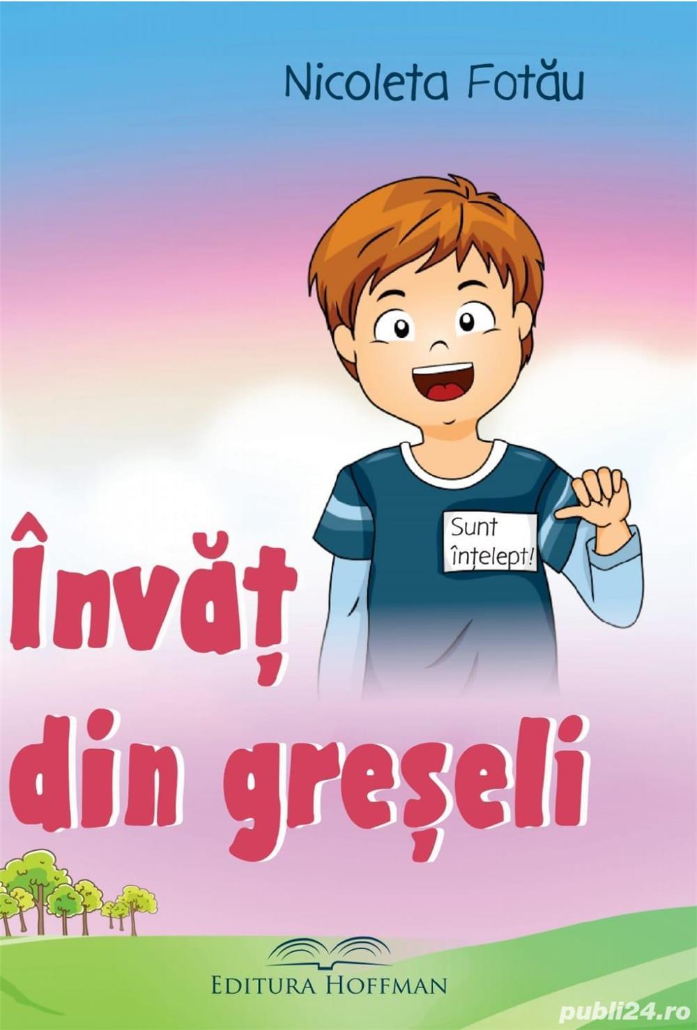 Povesti pentru copii isteti de Nicoleta Fotău