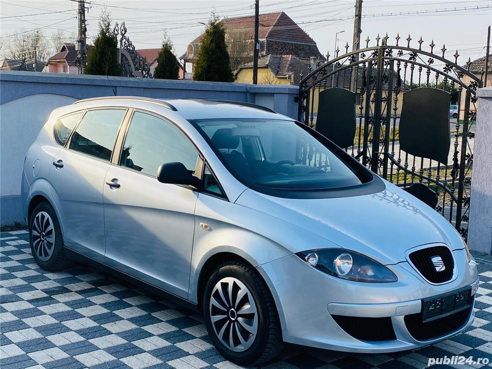 Seat Altea XL 1.6 Benzina 102 Cp 2010