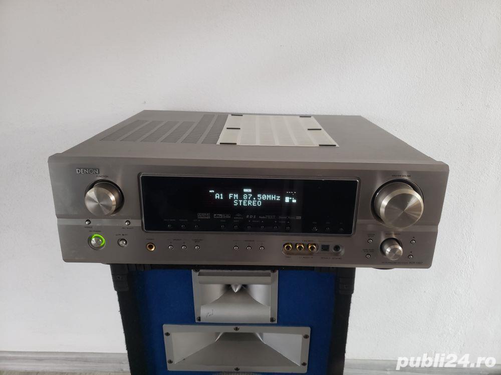 Amplificator Denon AVR 1907 perfect funcțional